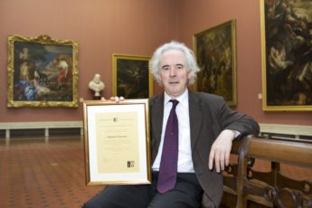 Honorary Member Raymond Keaveney