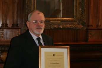 Honorary Member Dr Michael Ryan